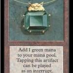 Mox Emerald(パワー9)