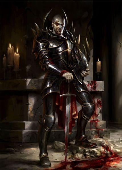 黒き誓約、オブ・ニクシリスのフルアートイラスト