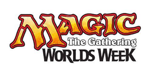 MTG「ワールドウィーク」のロゴ