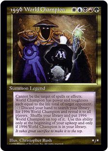 1996 world champion (MTG)