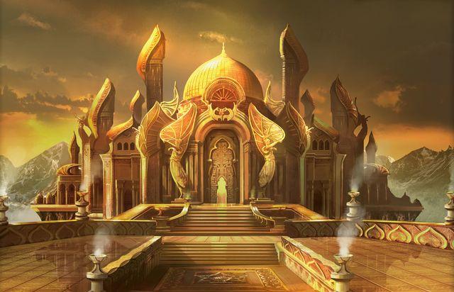 真鍮の都(モダマス 2014)