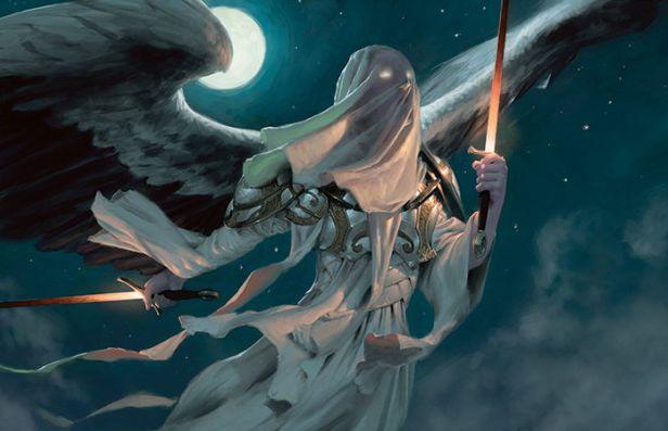 天使のイラスト(From the Vault: Angels)