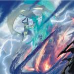 MTG公式サイトの読み物「カンの落日」にてタルキール世界の氏族とドラゴンとの争いの決着が描かれる!