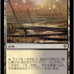 湿地の干潟(ゼンディカー)