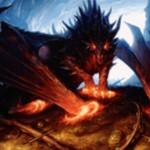 マジック・オリジンの神話ドラゴン「強欲なドラゴン」が公開!雷破の執政と同等のスペック&龍語りのサルカンの紋章に似たドロー&ディスカード!