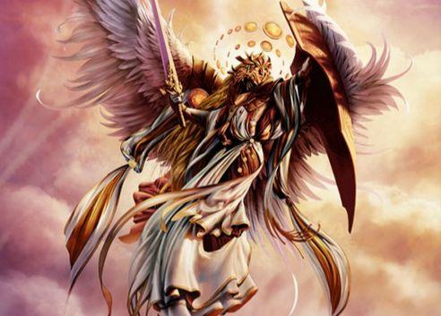 マジック・オリジンのアンコ天使「Patron of the Valiant」