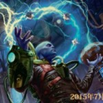 青レア生物「ミジウムの干渉者」が公開!瞬速で登場し呪文や能力の対象を自分に変更!マジック・オリジンのFNMプロモに採用!
