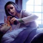 マジック・オリジン収録の黒レア「穢れた療法」が公開!ライフ回復をライフロスに転換するエンチャント!