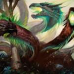 マジック・オリジンの緑レア生物「マナ喰らいのハイドラ」が公開!すべての呪文に反応してサイズアップ!