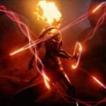 マジック・オリジンの赤レア火力「極上の炎技」が公開!3マナ4点&「魔巧」で打ち消されない効果まで追加!