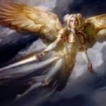 神話天使「Archangel of Tithes」がマジック・オリジンの非公式スポイラーで公開!アタックとブロックに追加マナを要求!※日本語名「徴税の大天使」が判明!