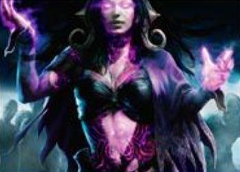 マジック・オリジンの黒神話エンチャント「Demonic Pact」