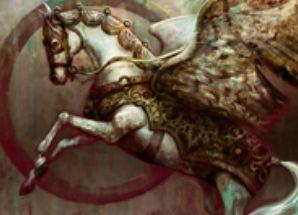 マジック・オリジンの白レア騎士「Vryn Wingmare」