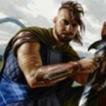マジック・オリジンの黒レア戦士「Funeral-Blade Predator」が非公式スポイラーで公開!墓地のクリーチャー枚数に応じたライフロス効果持ち!※日本語名は「墓刃の匪賊」!