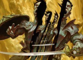 マジック・オリジンの黒レアソーサリー「Infinite Obliteration」
