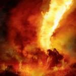 マジック・オリジンの赤レアエンチャント「Molten Vortex」が非公式スポイラーで公開!起動にマナを要する調整版「突撃の地鳴り」!※日本語名「溶鉄の渦」が判明!