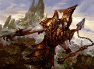 マジック・オリジンの黒神話巨人「Titan of Erebos」