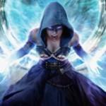 マジック・オリジンの青神話ウィザード「輪の信奉者」が公開!墓地のインスタントかソーサリーを追放してさまざまな効果を発動!