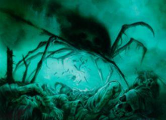 黒レアのホラー「魂の略奪者」(マジック・オリジン)