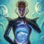 マジック・オリジンの青レアウィザード「意志を砕く者」が公開!対象を取ったクリーチャーのコントロールを得る!