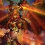 憤怒の天使アクローマがMTG「From the Vault: Angels」に白アクローマとともに収録決定!