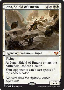 エメリアの盾、イオナ(From the Vault: Angels)