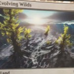 フェイク!?戦乱のゼンディカーのシンボル入り「進化する未開地」が非公式スポイラーに登場!