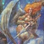 セラの天使がMTG「From the Vault: Angels」に収録決定!米国の絶版コミック「SERRA ANGEL」のイラストを採用!