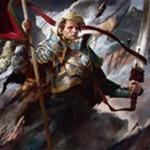 戦乱のゼンディカーの多色レア同盟者「Veteran Warleader」が非公式スポイラーで公開!デュエルデッキにも収録される1枚!※日本語名「古参の戦導者」が判明!