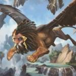戦乱のゼンディカーに収録の青レア生物「タジームの守護者」が公開!上陸で相手のクリーチャーをタップ!島ならばアンタップも阻害!