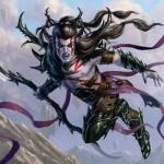 戦乱のゼンディカーのレア吸血鬼「果敢な血王」が公開!ライフ回復のたびに相手のライフを失わせる!
