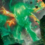 グルールカラーの神話レア「怒りの座、オムナス」が戦乱のゼンディカーに収録決定!上陸で巨大エレメンタル製造&エレメンタル死亡時にダメージを飛ばす!