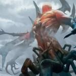 戦乱のゼンディカーのコモン・エルドラージ「エルドラージの壊滅させるもの」が公開!巨大サイズにトランプルを有する!