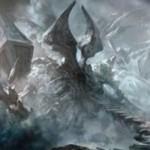 戦乱のゼンディカーのプレミアム神話レア版「神無き祭殿(Godless Shrine)」が公開!