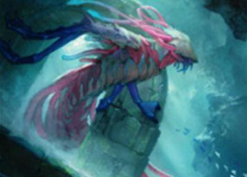 ディミーア・エルドラージ「Scavenger of the Depth」