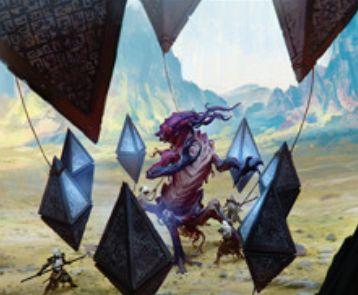 戦乱のゼンディカーのゲームデー参加賞プロモ「停滞の罠」
