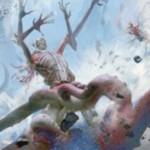 無色アンコのエルドラージ「Deathless Behemoth」が非公式スポイラーにて公開!末裔2体を生贄に捧げれば手札に舞い戻る!※日本語名「不死のビヒモス」が公開!