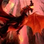赤レアのドラゴン「Spawn of Akoum」が戦乱のゼンディカーのスポイラーにて公開!上陸でダメージを飛ばす!山に上陸すれば2倍ダメージ!※日本語名「アクームのヘルカイト」が公開!
