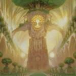 プレミアム神話レアの「寺院の庭(Temple Garden)」が公開!森と平地の2種類の基本土地タイプを持つショックランド!