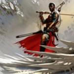 赤白のアンコ同盟者「Resolute Blademaster」が戦乱のゼンディカーのスポイラーで公開!結集にて二段攻撃を自軍全体に付与!※日本語版「毅然たる刃の達人」が公開!