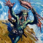 伝説の白青マーフォーク「乱動を刻む者、ノヤン・ダール」が公開!インスタントとソーサリーに覚醒を付与する!