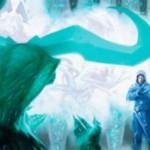青レアのソーサリー「Ugin's Insight(戦乱のゼンディカー)」が公開!大規模な占術をした上で3枚ドロー!※日本語名「ウギンの洞察力」が判明!