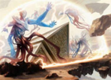 白神話エンチャント「Quarantine Field(戦乱のゼンディカー)」