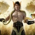 緑レア同盟者「Beastcaller Expert(戦乱のゼンディカー)」が公開!速攻持ちのマナエルフ!※日本語名「獣呼びの学者」が公開!