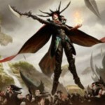 黒神話の伝説同盟者「Drana, Liberator of Malakir」が公開!プレイヤーに戦闘ダメージを与えると自軍全体を恒久的に強化する!※日本語版「マラキールの解放者、ドラーナ」が公開!