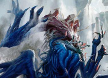青黒神話エルドラージ「Sire of Stagnation」(戦乱のゼンディカー)