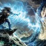 青レアの打ち消し呪文「風への散乱(戦乱のゼンディカー)」が公開!定番打ち消し「取り消し」に覚醒が付いた!