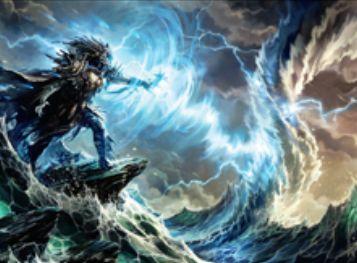 青レアの打ち消し呪文「風への散乱(戦乱のゼンディカー)」