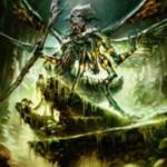 統率者2015の緑黒伝説神話「Mazirek, Kraul Death Priest」が公開!パーマネントの生贄に反応して自軍を全体強化!※日本語版「クロールの死の僧侶、マジレク」が公開!