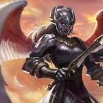 赤白伝説神話天使「Anya, Merciless Angel(統率者2015)」が公開!弱った相手をさらに絶望の淵へ・・・!※日本語版カード「無慈悲なる天使、アンヤ」が公開!